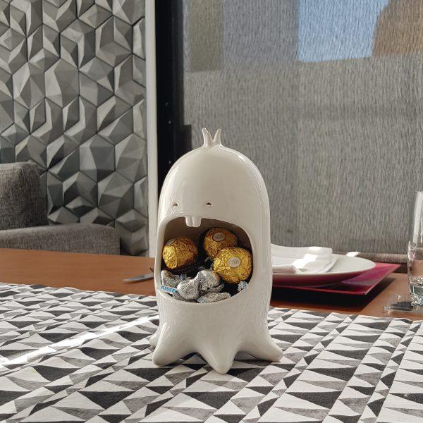 comelon pulpo de ceramica marca tuio diseño mexicano dulces chocolates