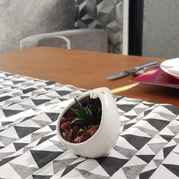 comelon gota de ceramica plantado marca tuio diseño mexicano