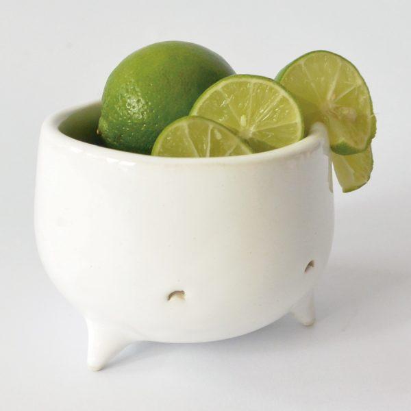 cajete de ceramica marca tuio diseño mexicano centro de mesa