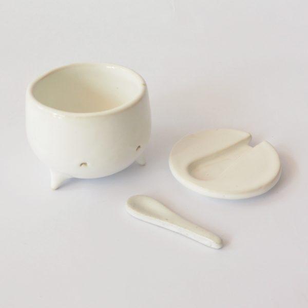 cajete de ceramica marca tuio diseño mexicano hecho a mano
