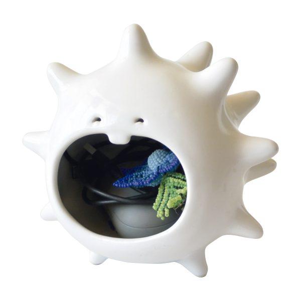 comelon erizo de ceramica marca tuio diseño mexicano decoracion casa hogar