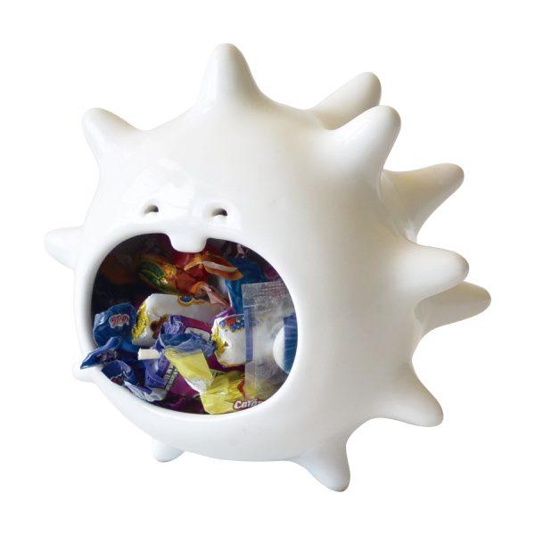comelon erizo de ceramica marca tuio diseño mexicano regalo corporativo