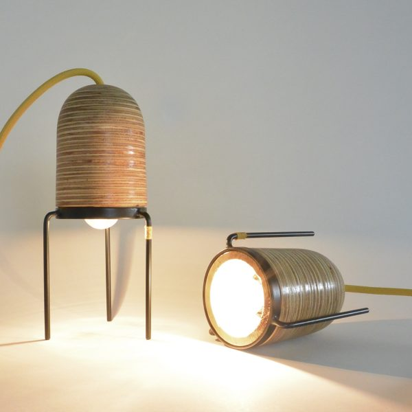 lampara cupulamp de madera marca tuio diseño mexicano regalo corporativo