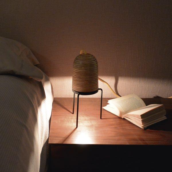 lampara cupulamp de madera marca tuio diseño mexicano decoracion hogar