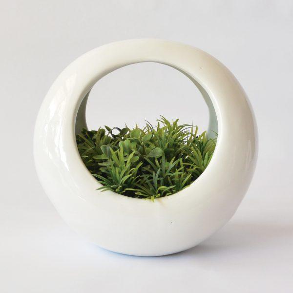 luna doble de ceramica marca tuio diseño mexicano regalo corporativo hecho a mano