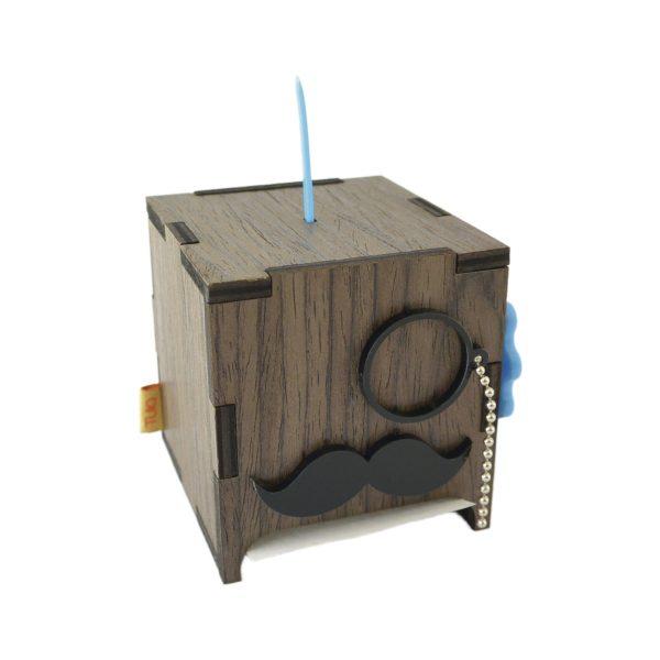 don notas caja para apuntes de madera marca tuio diseño mexicano