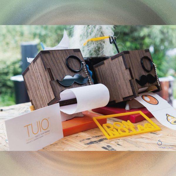 don notas caja para apuntes de madera marca tuio diseño mexicano regalo corporativo