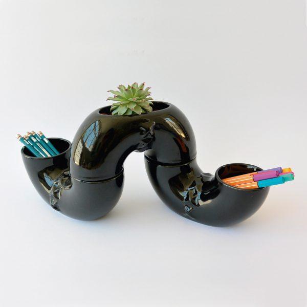 jarra inseparable ceramica marca tuio diseño mexicano decoracion casa