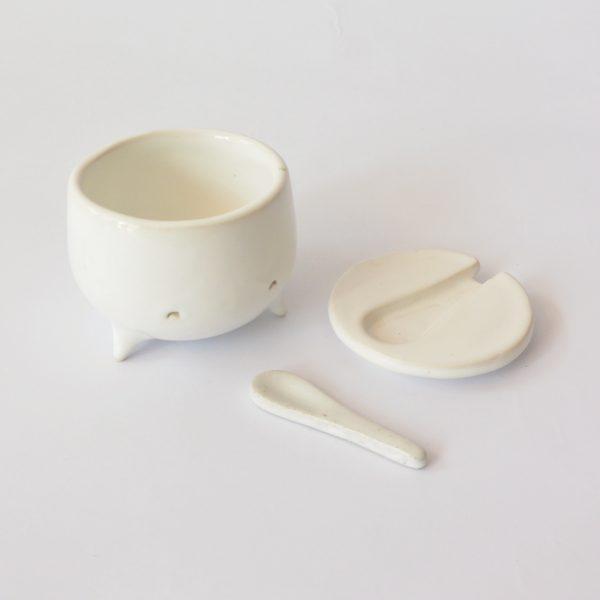 cajete de ceramica marca tuio diseño mexicano