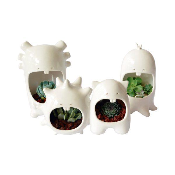 juego comelones casa de ceramica marca tuio diseño mexicano artesanal