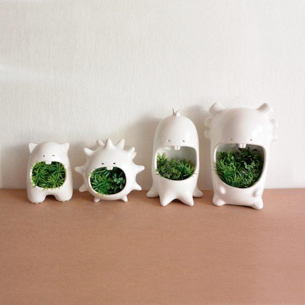 juego comelones casa de ceramica marca tuio diseño mexicano regalo corporativo