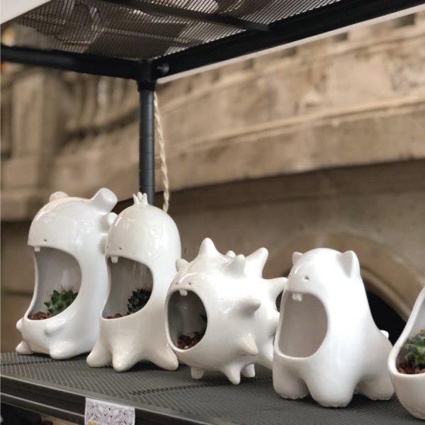 juego comelones casa de ceramica marca tuio diseño mexicano hogar oficina casa