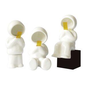 juego lamparas hood de ceramica marca tuio diseño mexicano escritorio oficina