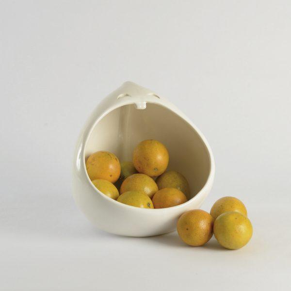 mega comelon de ceramica marca tuio diseño mexicano frutero