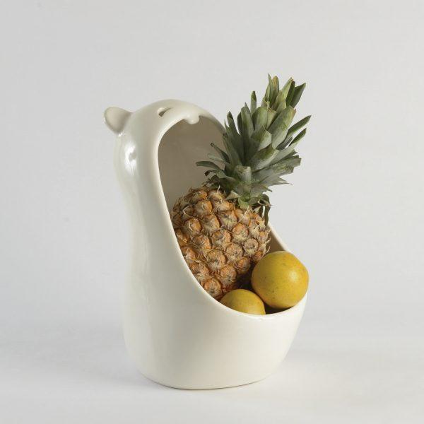 mega comelon pera de ceramica marca tuio diseño mexicano piña regalo