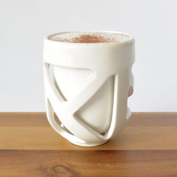 taza caparazon de ceramica marca tuio diseño mexicano regalo empresarial