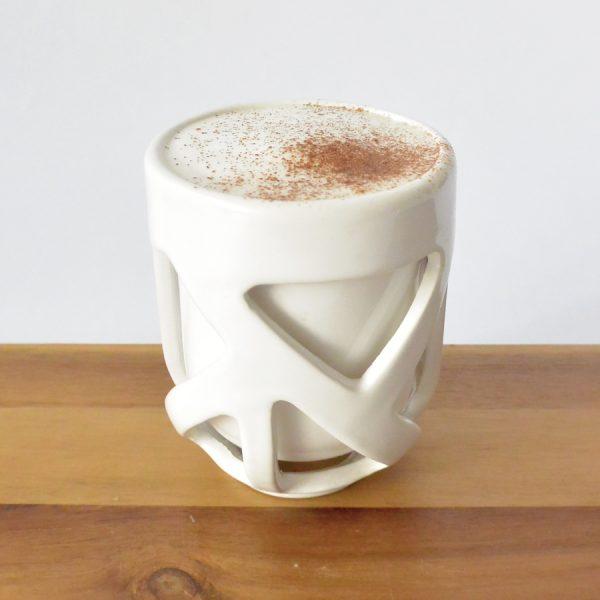 taza caparazon de ceramica marca tuio diseño mexicano regalo corporativo