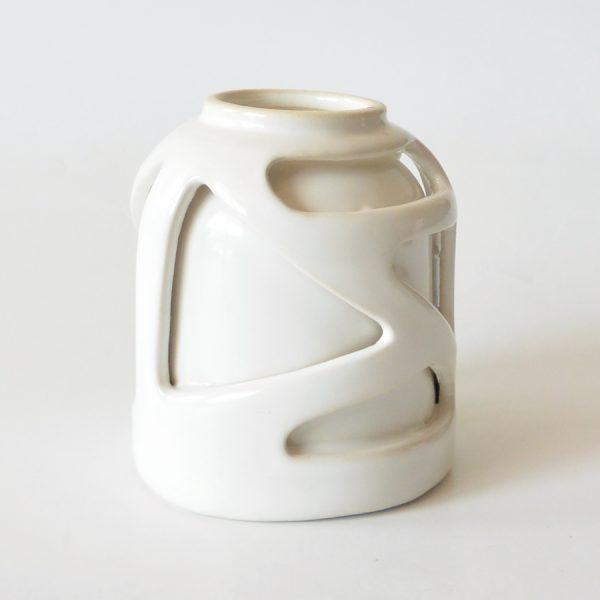 taza caparazon de ceramica marca tuio diseño mexicano pieza original artesanal