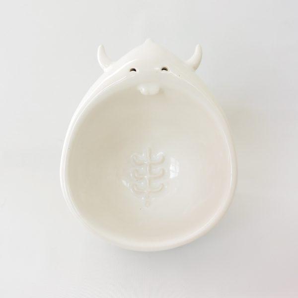 taza comelon de ceramica marca tuio diseño mexicano hecho a mano artesanal