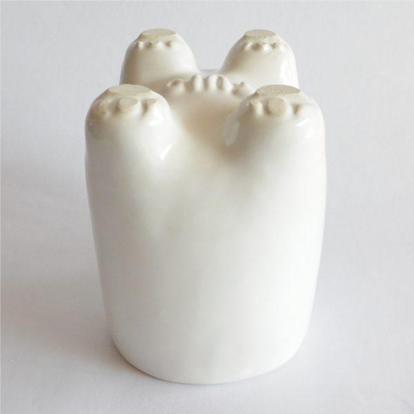 taza huella de ceramica hecha a mano marca tuio diseño mexicano