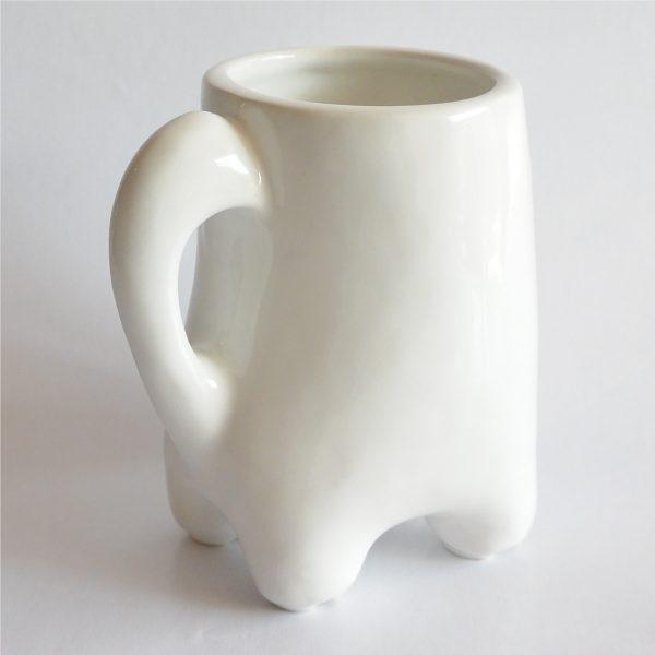 taza huella de ceramica regalo marca tuio diseño mexicano