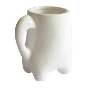 taza huella de ceramica para cafe marca tuio diseño mexicano