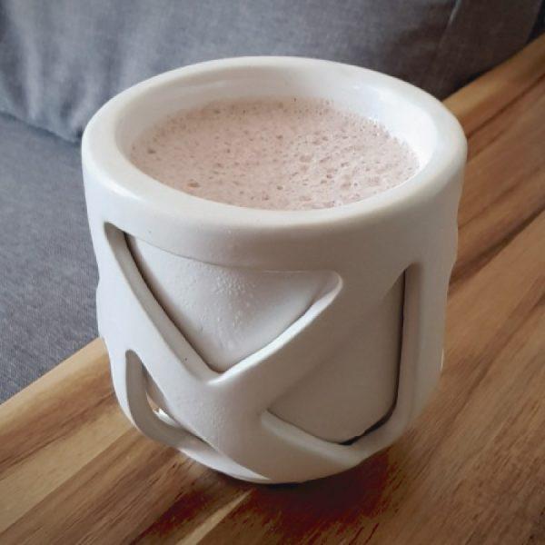 tazon caparazon de ceramica marca tuio diseño mexicano cafe bebidas frias