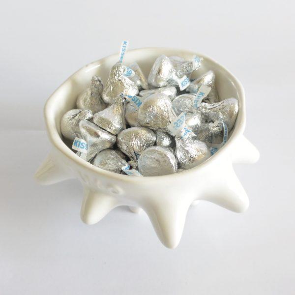 tazon erizo con tapa de ceramica marca tuio diseño mexicano chocolates