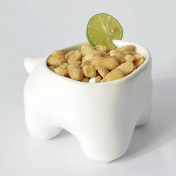 tazon huella de ceramica marca tuio diseño mexicano artesanal