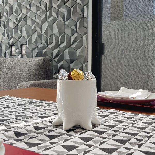 tazon pulpo de ceramica marca tuio diseño mexicano vaso dulces