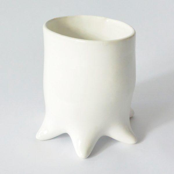 tazon pulpo de ceramica marca tuio diseño mexicano hecho a mano